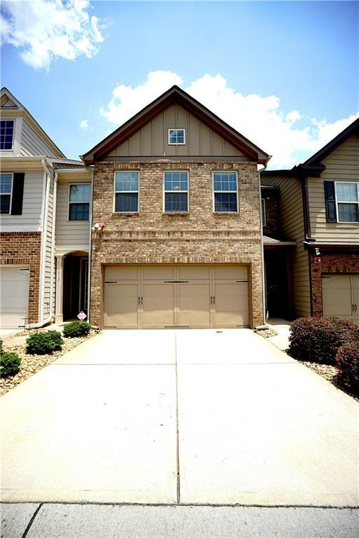 Investment townhouse in Lawrenceville