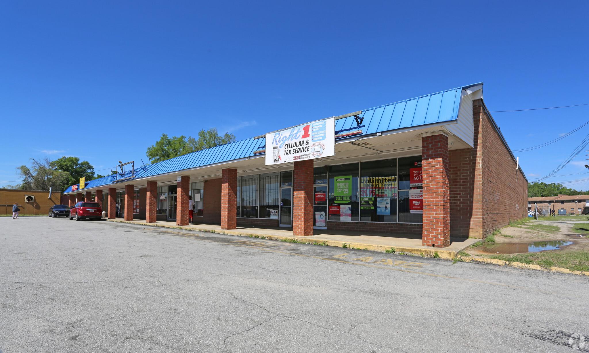 Retail Building for Sale